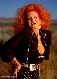 Our girl, Tempest Storm, photo by Brian Smith. Tempest just celebrated her 84th birthday.