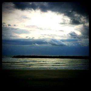 1.Beach